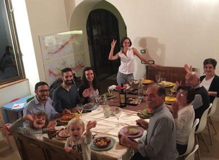Una cena coi parenti – i sabati sera a quarant'anni!