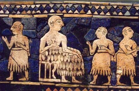 Vino ed eros fra i Babilonesi e gli Egizi. La storia del vino. Parte 3.
