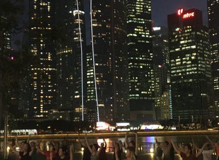 Singapore e l'isola del futuro.